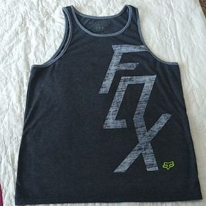 Women's Fox Active Training Tank size M